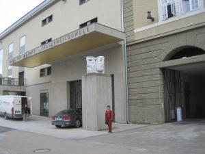 Festspiel complex entrance